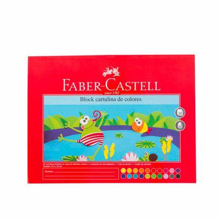 block-faber-castell-color-caja-20hojas