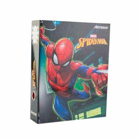 archivador-spiderman-artesco