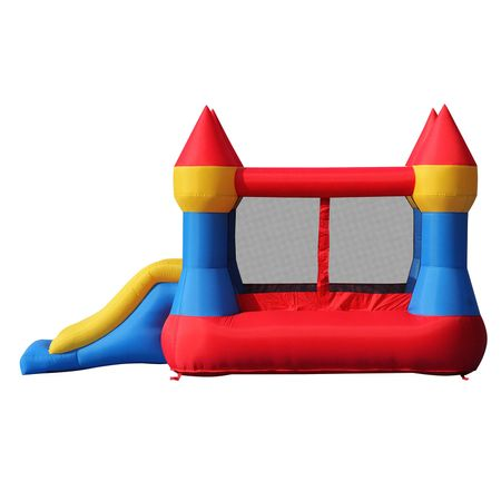 Castillo inflable mediano
