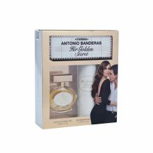 pack-antonio-banderas-perfume-her-golden-secret-desodorante