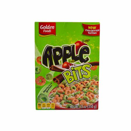 cereales-golden-foods-apple-bits-caja-310g