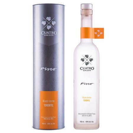 pisco-cuatro-gallos-mosto-verde-torontel-botella-700ml