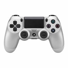 mando-playstation-dual-shock-4-plateado