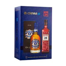 whisky-chivas-regal-18-750ml-gin-beefeater-24-750ml