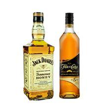 whisky-jack-daniels-hone-750ml-ron-flor-de-cana-5-clasico-750ml