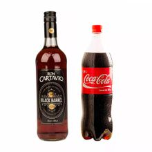 ron-cartavio-black-barrel-gaseosa-coca-cola