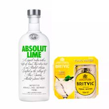 vodka-absolut-lime-agua-tonica-britvic