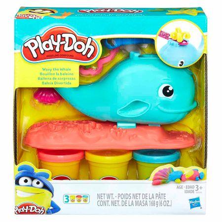 De Ballena Sorpresas Play Doh Supermercado deWrCxQEBo