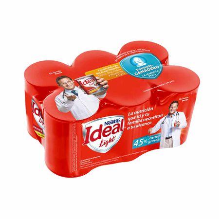 mezcla-lactea-ideal-light-lata-395g-paquete-6un