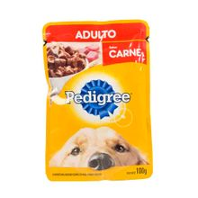 comida-para-perros-pedigree-sabor-carne-adultos-pouch-100g