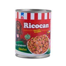 comida-para-perros-ricocan-trocitos-pollo-y-verduras-en-salsa-para-adultos-lata-330g