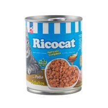 comida-para-gatos-ricocat-trocitos-pollo-en-salsa-para-adultos-lata-330g