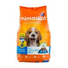 comida-para-perros-mimaskot-carne-y-cereales-para-cachorros-bolsa-1kg