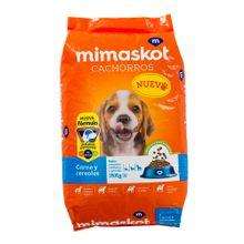 comida-para-perros-mimaskot-carne-y-cereales-para-cachorros-bolsa-15kg