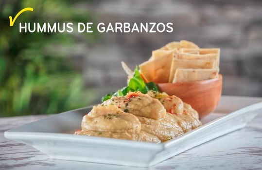 hummus-de-garbanzos