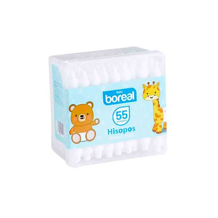 hisopos-para-bebe-boreal-paquete-55un