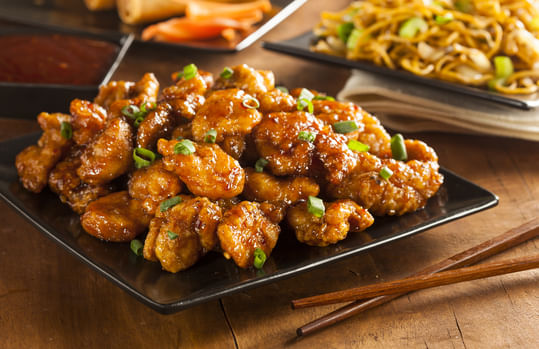 pollo-oriental