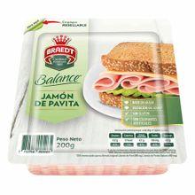 jamon-de-pavita-braedt-balance-paquete-200g