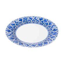 plato-de-sitio-estampado-azul