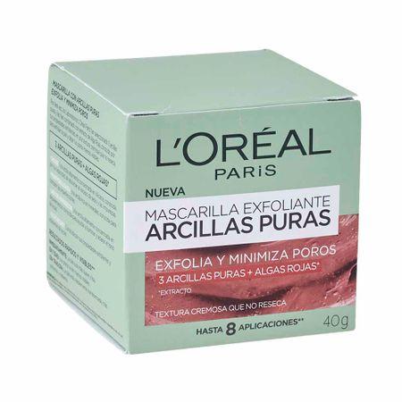 mascarilla-exfoliante-loreal-pote-40g