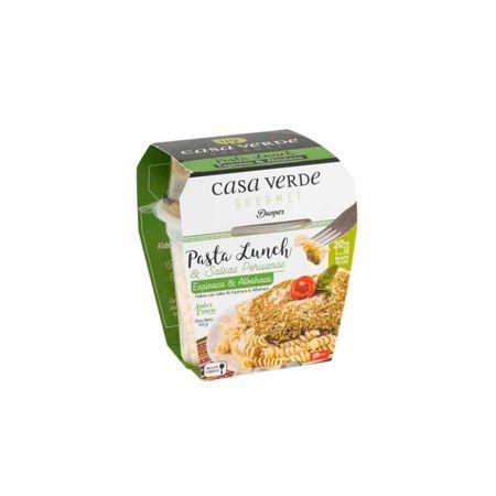 pasta-lunch-casa-verde-espinaca-y-albahaca-vaso-1un