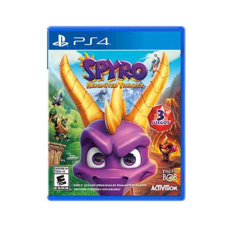 videojuego-ps4-spyro-reignited-trilogy