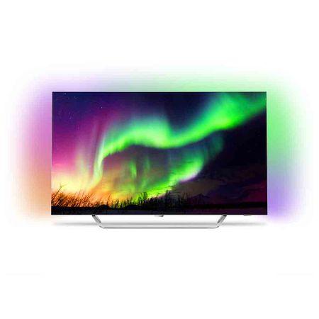 2820e9f0919 Televisor PHILIPS OLED 55   UHD 4K Smart TV OLED873 - PlazaVea
