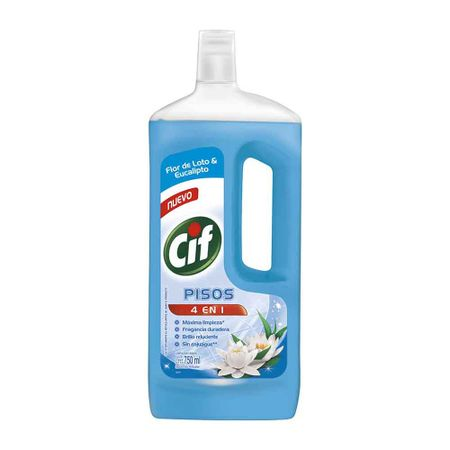 limpiador-de-pisos-liquido-cif-aroma-flor-de-loto-y-eucalipto-botella-750ml