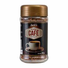 cafe-instantaneo-liofilizado-bells-frasco-50g