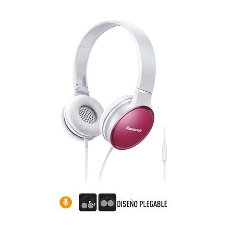 audifonos-over-ear-panasonic-rp-hf300me-rosado