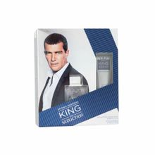 estuche-antonio-banderas-king-of-seduction-perfume-frasco-50ml-after-shave-frasco-50ml