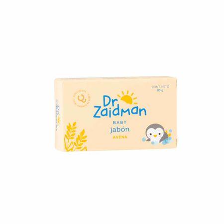 jabon-para-bebe-dr-zaidman-avena-paquete-80g
