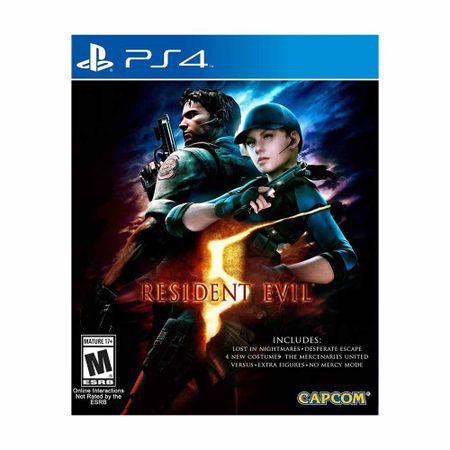 videojuego-ps4-resident-evil-5