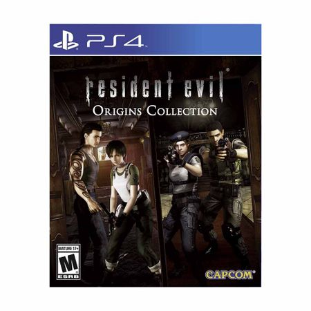 videojuego-ps4-resident-evil-origins-collection