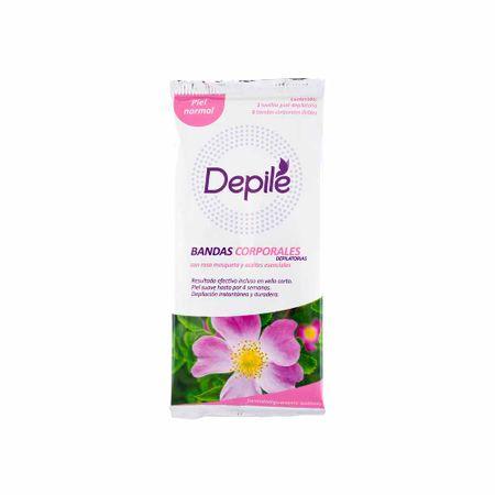 bandas-depilatorias-corporales-depile-rosa-mosqueta-y-aceites-esenciales-piel-normal-paquete-6un