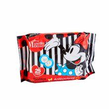 toallas-humedas-minnie-antibacterial-paquete-25un