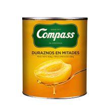 duraznos-en-mitades-compass-lata-820g
