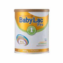formula-infantil-babylac-pro1-polvo-lata-400g