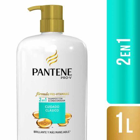 shampoo-pantene-2-en-1-cuidado-clasico-frasco-1l