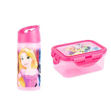 set-princesas-botella-taper-350ml