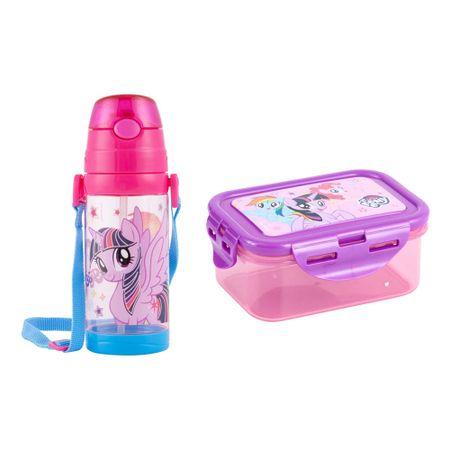set-my-little-pony-botella-taper-350ml