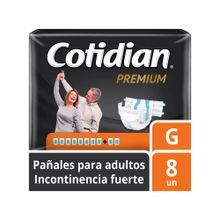 panal-para-adulto-cotidian-premium-incontinecia-fuerte-talla-g-paquete-8un
