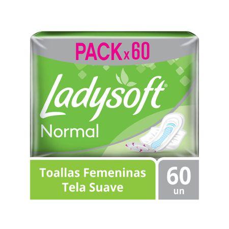 toalla-higienica-ladysoft-normal-paquete-60un
