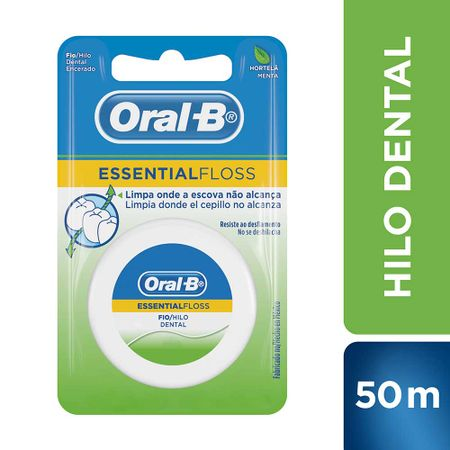 hilo-dental-oral-b-essential-paquete-50m