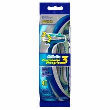 maquina-de-afeitar-gillette-ultragrip3-desechable-paquete-4un