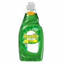 lavavajilla-liquido-ayudin-limon-botella-300ml