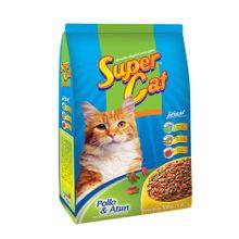 comida-para-gatos-supercat-sabor-pollo-y-atun-bolsa-1kg