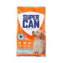 comida-para-perros-supercan-cachorros-sabor-carne-y-leche-bolsa-1kg