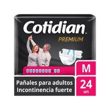 pañal-para-adulto-cotidian-premium-incontinencia-fuerte-talla-m-paquete-24un