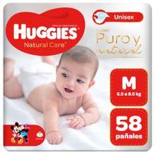 pañales-huggies-unisex-natural-care-talla-m-paquete-58un